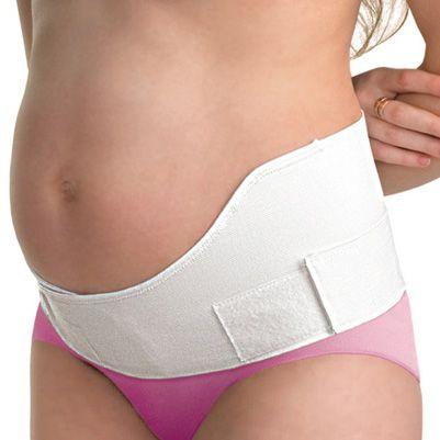 Как надеть бандаж для беременных