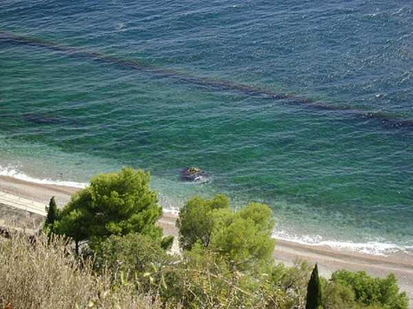Участок в Парика на берегу моря