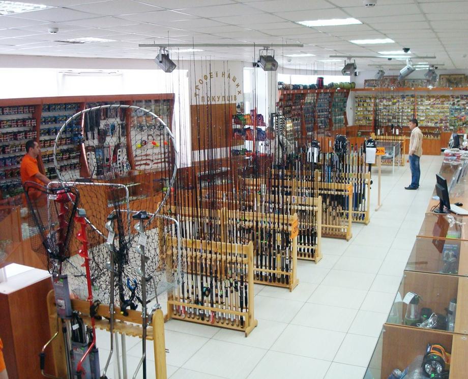 магазин рыбак уфа каталог