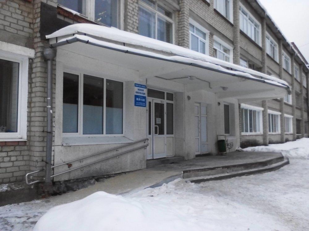 Детская поликлиника больницы нпз